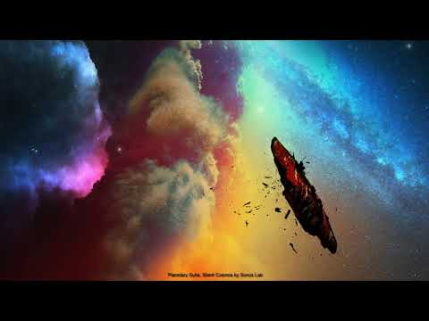 Space Ambient Mix 21 - Planetary Suite, Silent Cosmos by Sonus Lab