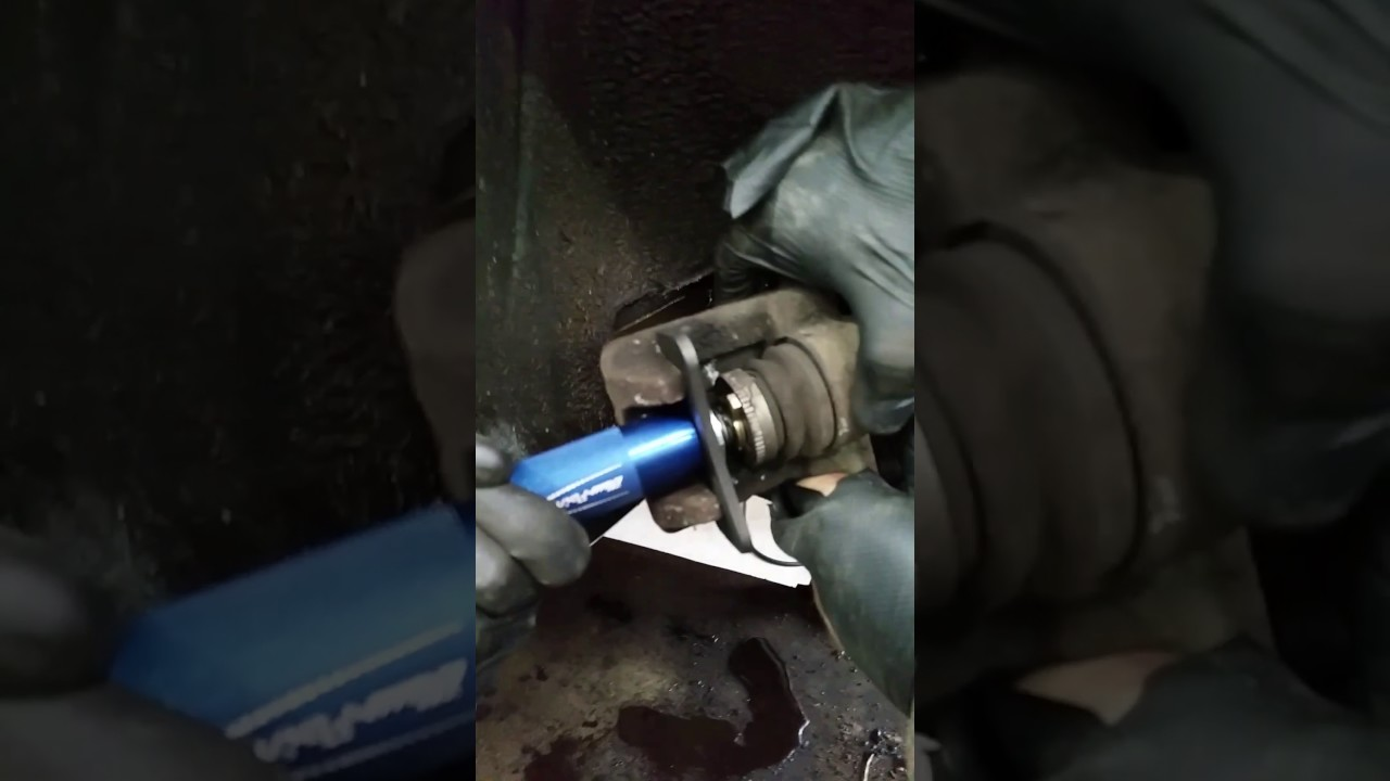 (Snap on) Blue point vs conventional wind back tool