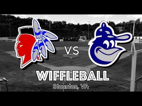 WIFFLEBALL (Jays -vs- Braves)