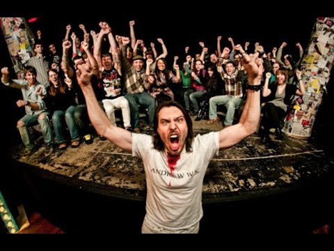 Andrew W .K - Ever Again  SONG REVIEW
