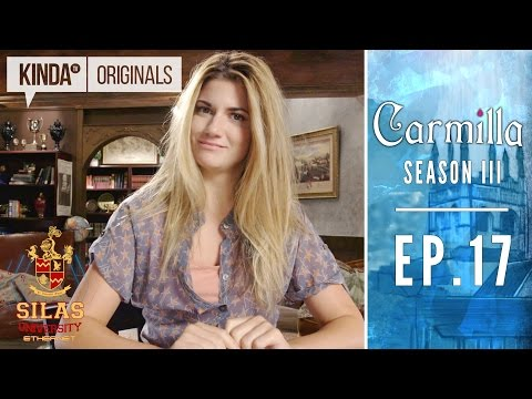 "Carmilla | S3 E17 ""Demon Summoning Made Simple"""