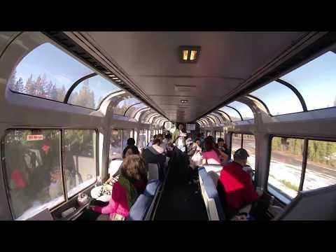 Tour of Amtrak's Coast Starlight