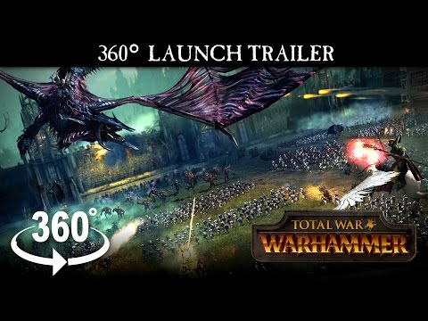 Total War: WARHAMMER - Join the Battle 360° Trailer