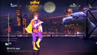 Wii U - Just Dance 4 - Kids Dancing
