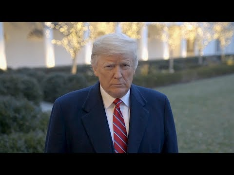 President Trump's Message on Border Security Mp3