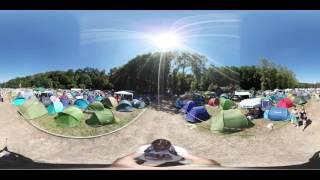 Terres du Son 2016 : Le camping à 360°