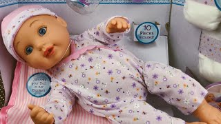 Unboxing Water Babies Special Delivery Baby Doll