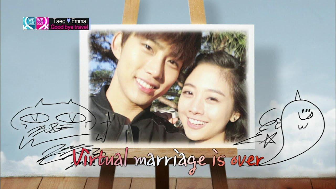 taecyeon Emma Wu dating min bästa vän dating hem sida