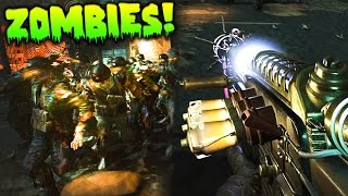 CUSTOM ZOMBIES MAP! Fabrik Der Untoten - (Black Ops 3 Mod Tools)