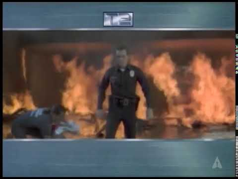 Terminator 2: Judgment Day Wins Visual Effects: 1992 Oscars