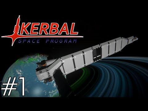 Kerbol Rising #1 - The Pirate Threat - Kerbal Space Program