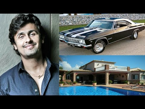 Sonu Nigam Biography, Lifestyle, net worth, family, House And Car collection