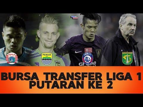 Banyak Pemain Baru | Bursa Transfer Liga 1 2019 Putaran 2 Terbaru