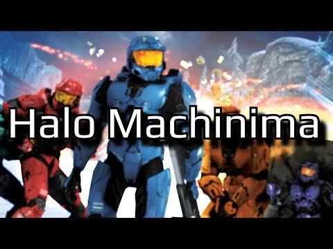 Remembering Halo Machinima, Red vs Blue, Arby N the Chief and more ! | Podcastrophe #8
