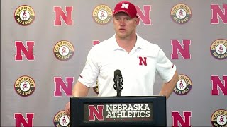 Scott Frost: 'You spot any decent team 14 points, it's tough to come back'