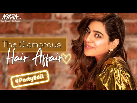 long-lasting-curls-hairdo-for-the-festive-season- -party-hairstyles-ft.-mehak-oberoi- -nykaa