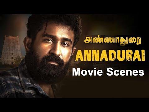 ANNADURAI Movie Scene | Vijay Antony | Radikaa Sarathkumar | Fatima Vijay Antony | Flixwood