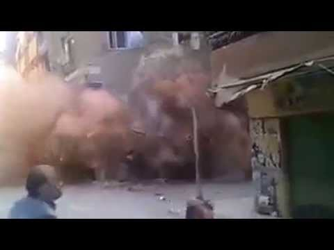 Exclusive CCTV Footage Of Earthquake In Nepal - It's Really Scary