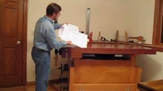 Description Of Adjustable Height Workbench Plans