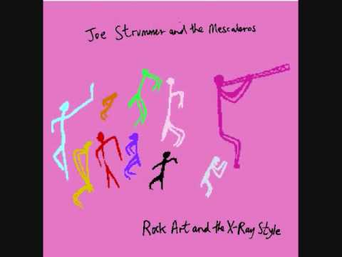 Joe strummer and the mescaleros the road to rock n roll