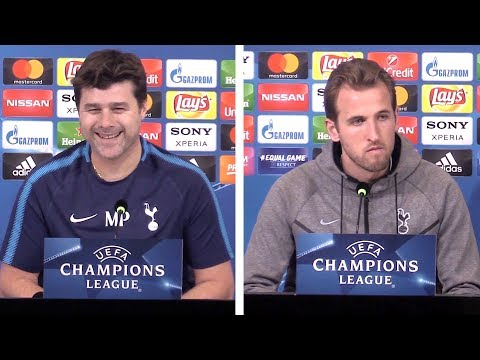 Mauricio Pochettino & Harry Kane Full Pre-Match Press Conference - Juventus v Tottenham