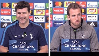 Mauricio Pochettino & Harry Kane Full Pre-Match Press Conference - Juventus v Tottenham