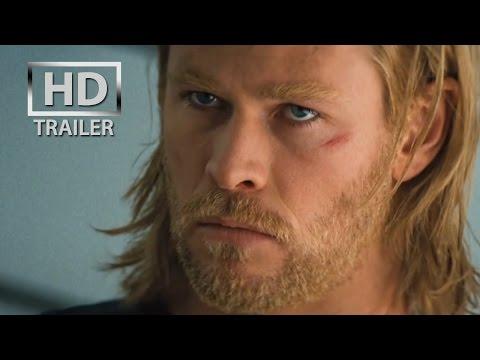 Thor | OFFICIAL trailer #1 US (2011) 3D Marvel poster