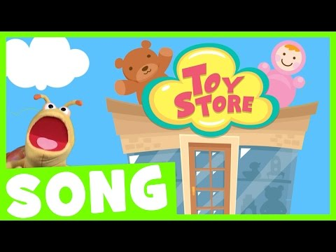 Let's Go Shopping Song | Simple Songs for Kids