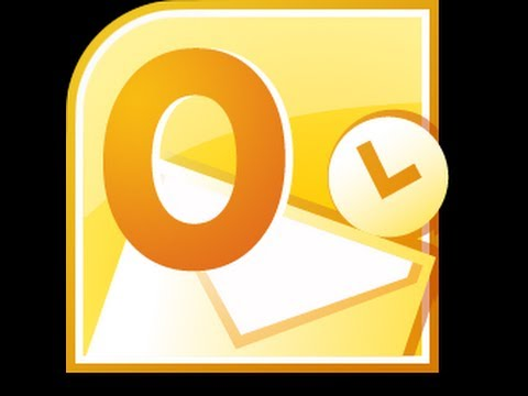 Outlook 2010 - How To Setup Automatic Out of Office Vacation Reply