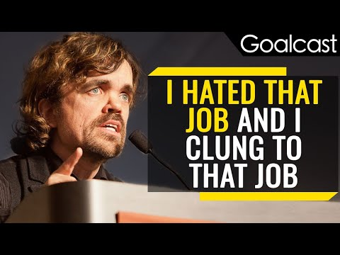 How Do You Find the Moments that Define You? | Peter Dinklage | Goalcast