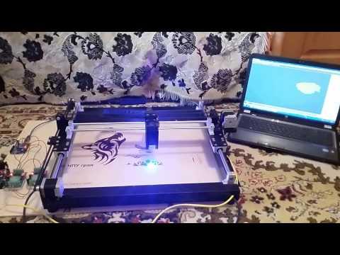Лазерный ЧПУarduino unotb6560 смотреть онлайн