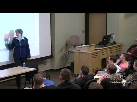 Entrepreneur Leadership Speaker Series: Judy Robinett