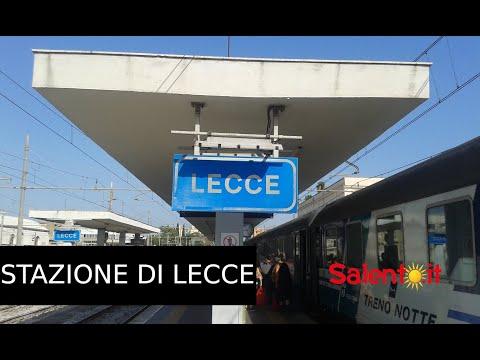 Stazione Di Lecce: Treni Da E Per Lecce (Salento)