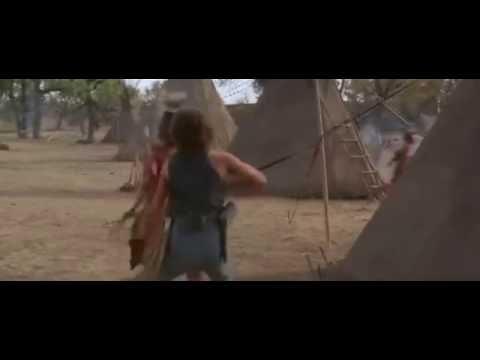 Dances with Wolves fight scene (John Dunbar Vs Pawnee warrior)