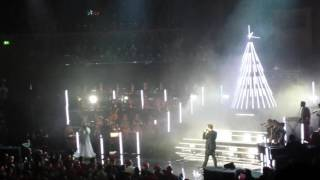 Kylie Minogue & John Grant - Royal Albert Hall - Confide In Me - Dec 2016