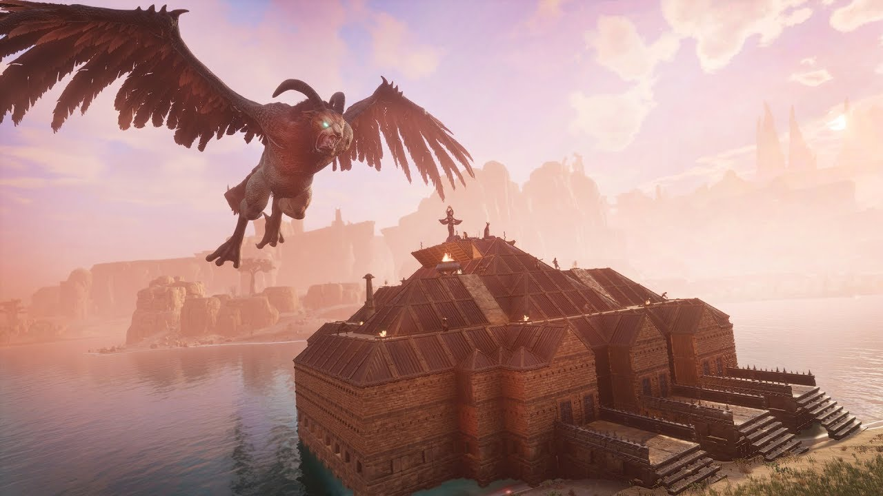 Conan Exiles update adds pets, plus other stuff that's not as cool