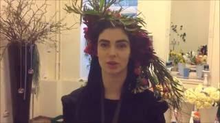 отзыв Лилии курсы флористики атмосфера, обучение, отзывы школа флористики Мажорель-Класс