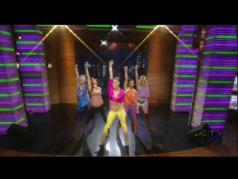 The Pussycat Dolls Ft. A R Rahman - Jai Ho (You Are My Destiny) Live (HD)