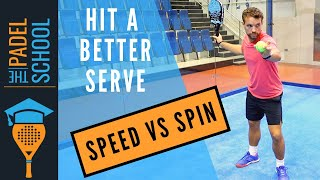 How to Improve Your Padel Serve? Padel Technique