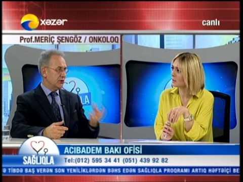 Khazar TV - Meriç Şengöz (Onkoloji) Şua Terapiyası