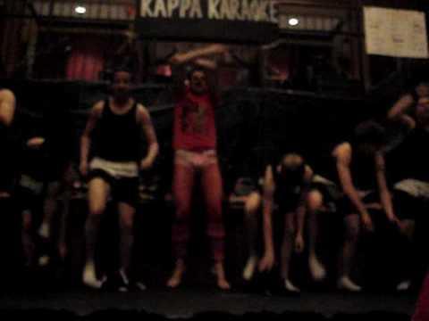 Kappa Karaoke 2010 Theta Xi Lady Gaga