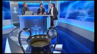 Jankul se Šmícou vzpomínají na finále Ligy mistrů (Prima Cool)