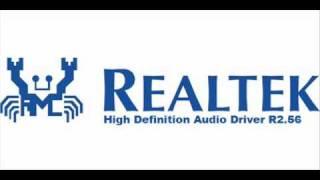 Realtek High Definition Audio Driver R2.56 XP/2000/2003/Vista/7