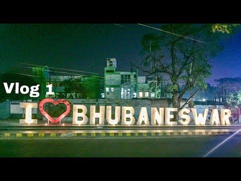 BHUBANESWAR #1 Smart City | Vlog1 | Wanderlust On Wheel