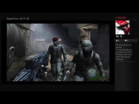 VERSATILITY--'s Live PS4 Broadcast