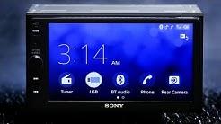 Sony XAV-AX100 Car Stereo - Full Review - Bluetooth, Apple Carplay and Android Auto