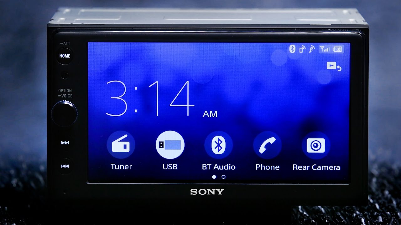 Sony Xav-ax100 Car Stereo - Full Review