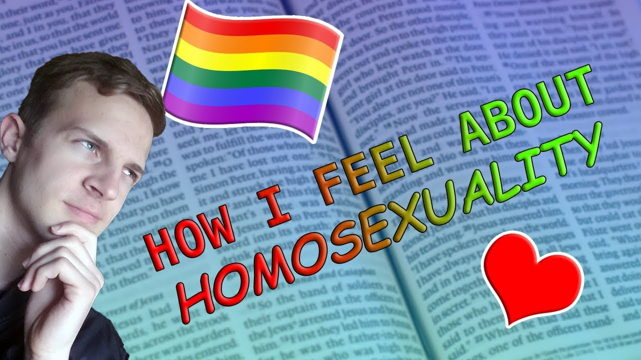 Personal opinions on homosexuality