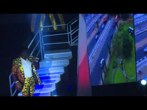 Dapo performing Taxi Driver - Project Fame 9