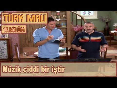 Erman'dan, müzik dersi alan Gökhan! - Türk Malı 15.Bölüm